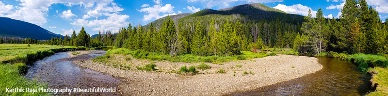 Colorado River, Coyote Valley Trailhead, Rocky Mountain National