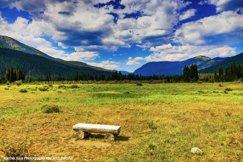 Holzworth Historic Site, Rocky Mountain National Park, Colorado