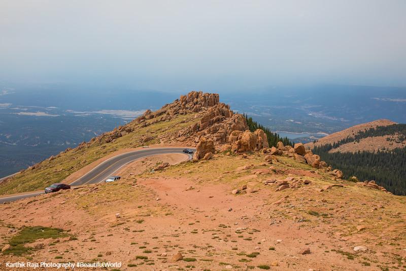 Pikes Peak, Colorado Springs, Colorado