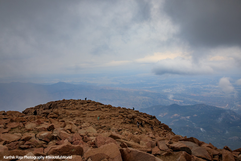 Pikes Peak, Colorado Springs, Colorado