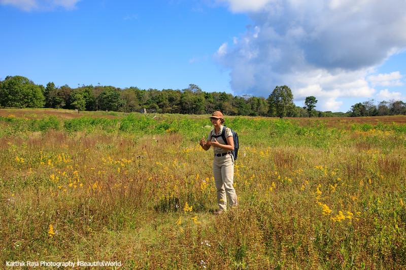 Park Ranger, Big Meadows, Shenandoah National Park, Virginia