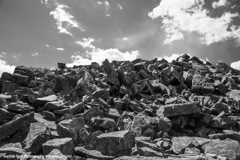 Black Rock Summit Trail, Appalachian Trail, Shenandoah National