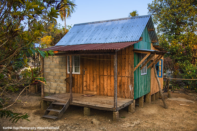 Mawlynnong Village, Asia's Cleanest Village,  Meghalaya