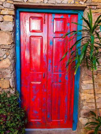 Door, Habitat, Asian Confluence, Shillong