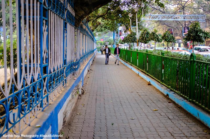 Park Street, Kolkata, India