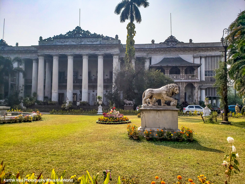 Marble Palace, Kolkata, India