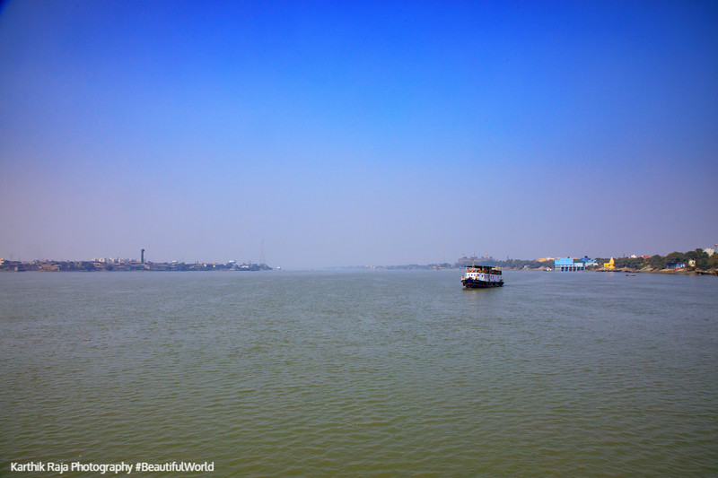 Hooghly RIver, Bh?girathi-Hooghly, Kolkata