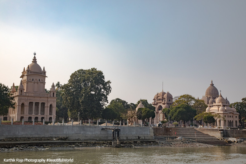 Belur Math, Ferry, Hooghly River, Kolkata, India