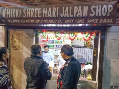 Street Vendors, Kolkata, India