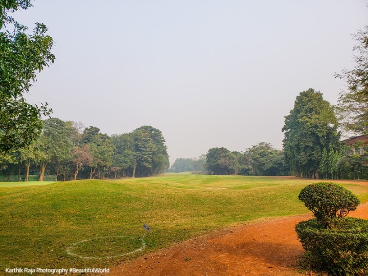 Golf Cruise, Tollygunge Club, Kolkata, India
