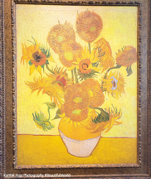 Sunflowers Vincent van Gogh (1853 - 1890), Arles, January 1889,