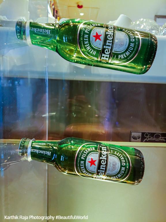 Heineken Beer, Amsterdam, Netherlands